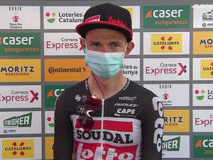 Andreas Kron - Volta Ciclista a Catalunya Stage 1