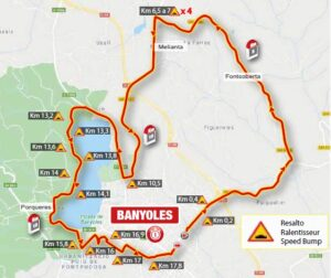 Cronometro Individuale Banyoles - Stage 2