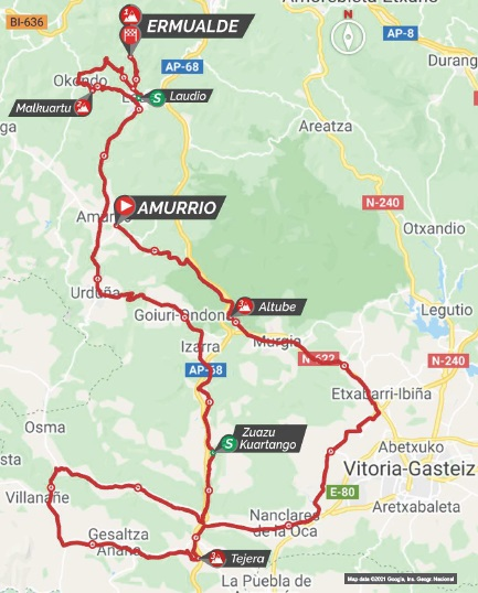 Amurrio - Ermualde