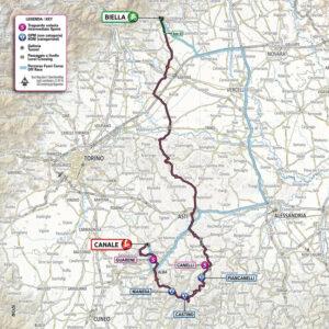 Stage 3 Biella - Canale