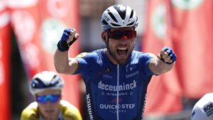 Mark Cavendish (Photo Getty Images)