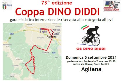 73° Coppa Dino Diddi